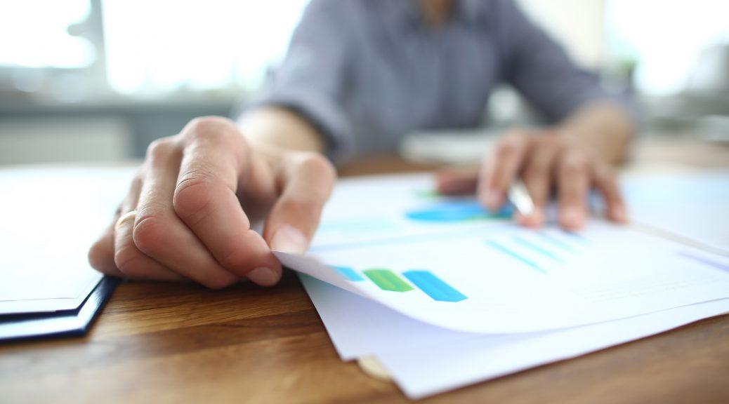 Semi-annual financial report for non-profit organizations